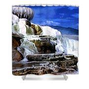 Yellowstone 8 Shower Curtain
