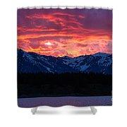 Yellowstone Beauty Shower Curtain