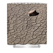 Yellowstone Mud And Rock   #1750 Shower Curtain