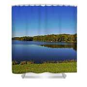 Yellowwood Lake 1 Shower Curtain