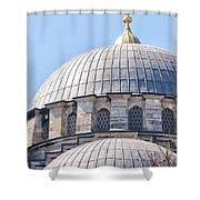 Yeni Cammii Mosque 05 Shower Curtain