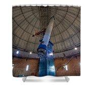 Yerkes Observatory Telescope Shower Curtain