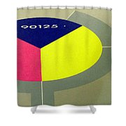 Yes 90125 Cover Shower Curtain