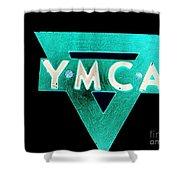 Ymca Shower Curtain
