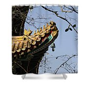 Yonghegong Temple 9108 Shower Curtain