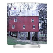 York Grist Mill Shower Curtain