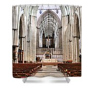 York Minster 6114 Shower Curtain