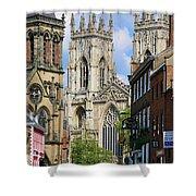York Minster 6172 Shower Curtain