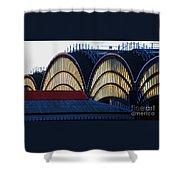 York Train Station # 3 Shower Curtain