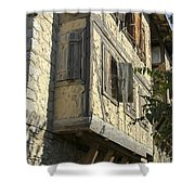 Yoruk Village Ottoman House Shower Curtain