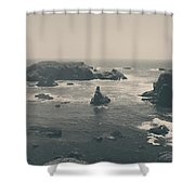 You Are Everywhere Shower Curtain