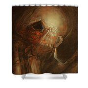 You Are Not Angel Shower Curtain