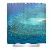 You Found Me Great Barrier Reef Australia  Shower Curtain