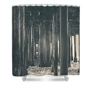 You Made Me Dream Of You Shower Curtain by Laurie Search