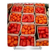 You Say Tomato Shower Curtain
