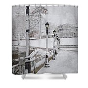 You'll Never Walk Alone Shower Curtain