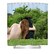 Young Earth Shower Curtain