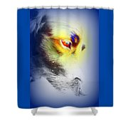 I Love Your Look And You Love To Look At Me     Shower Curtain