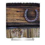 Your Lucky Horseshoe Shower Curtain