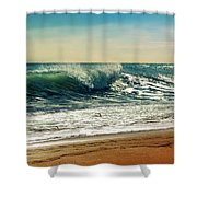 Your Moment Of Perfection Shower Curtain