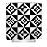 Your Move Shower Curtain
