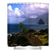 Your Serenity Spot Shower Curtain