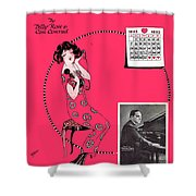 You've Got To See Mamma Ev'ry Night Shower Curtain