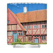 Ystad Old Mayors House Shower Curtain