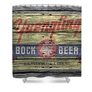 Yuengling Bock Beer Shower Curtain