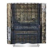 Yukon Inn Paradise Michigan Shower Curtain