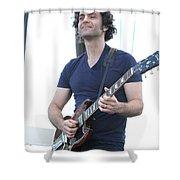 Zappa Plays Zappa Shower Curtain