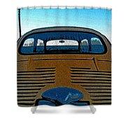 Zastava Shower Curtain