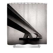 Zeelandbrug 2 Shower Curtain
