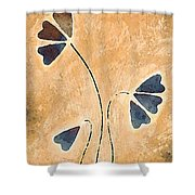 Zen Splendor - Dragonfly Art By Sharon Cummings. Shower Curtain by Sharon Cummings
