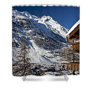 Zermatt Shower Curtain