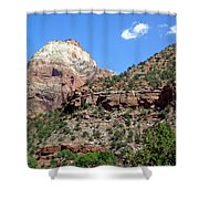 Zion National Park 2 Shower Curtain