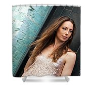 Zoe 13 Shower Curtain