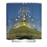 Zoomy Dome   # Shower Curtain