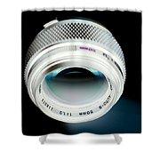 Zuiko 50mm F1.2 Shower Curtain