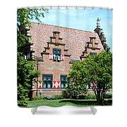 Zwaanendal Museum II - Henlopen  Shower Curtain