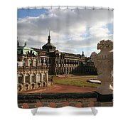 Zwinger Dresden - Germany Shower Curtain