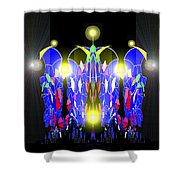 759 -  Touch Of Magic  Shower Curtain