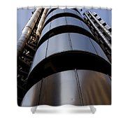 Lloyds Of London Building  Shower Curtain