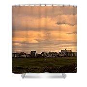 Newquay Cornwall Shower Curtain