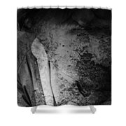 Roads Of People  Shower Curtain