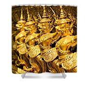 Wat Phra Kaeo Shower Curtain