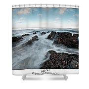 Welsh Coast Shower Curtain