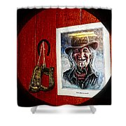 Whimsical Decorator Squares  Shower Curtain