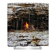 0002 Natural Elements Shower Curtain