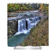 0021 Letchworth State Park Series Shower Curtain